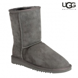 Boots UGG Short Gris Disponible du 36 au 38  雪靴尺寸36-38